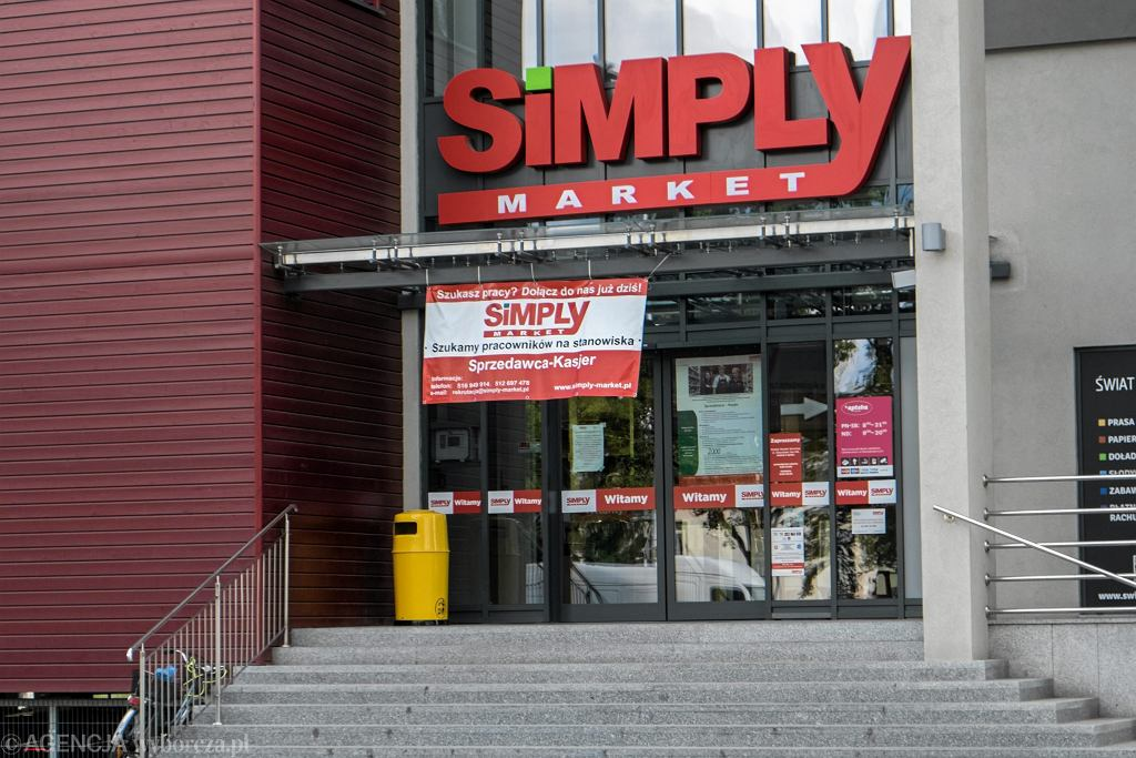 Simply Market znika z Polski
