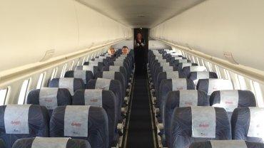 Lot z Radomia do Pragi 18 października