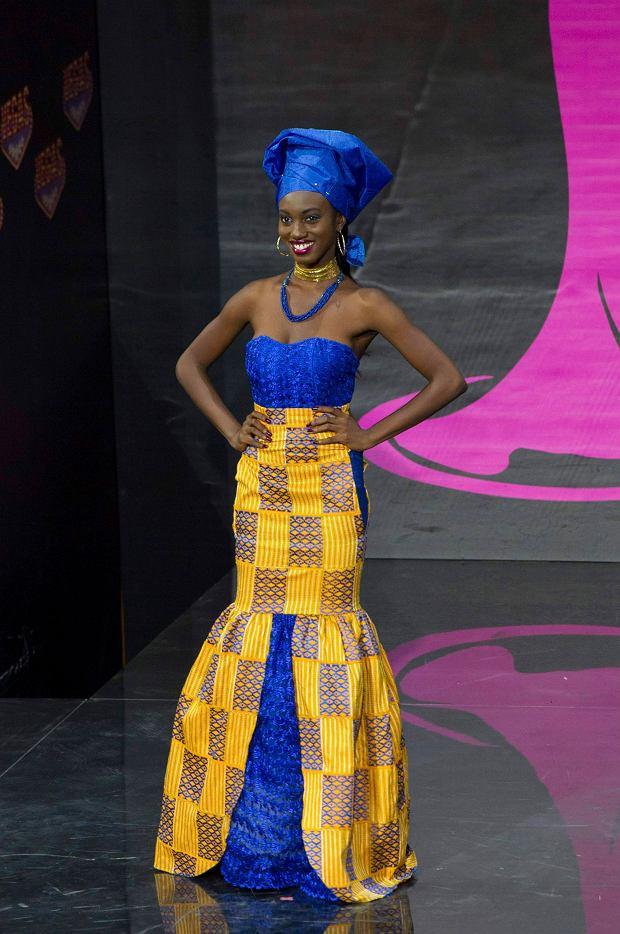 Hanniel Jamin, Miss Ghany