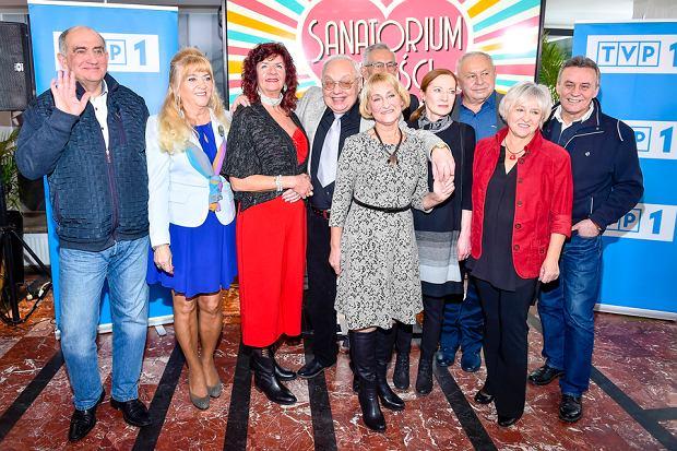Uczestnicy programu 'Sanatorium miłości'