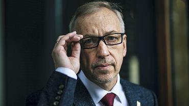 Poseł Bogdan Zdrojewski. Warszawa, 13 listopada 2019