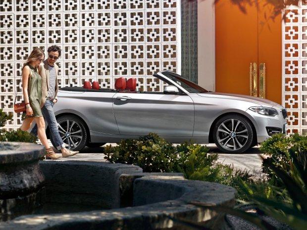BMW serii 2 Cabrio