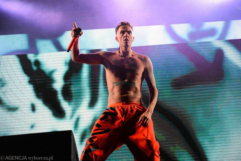 / Koncert zespołu Die Antwoord. Orange Warsaw Festival 2016 Fot. Franciszek Mazur