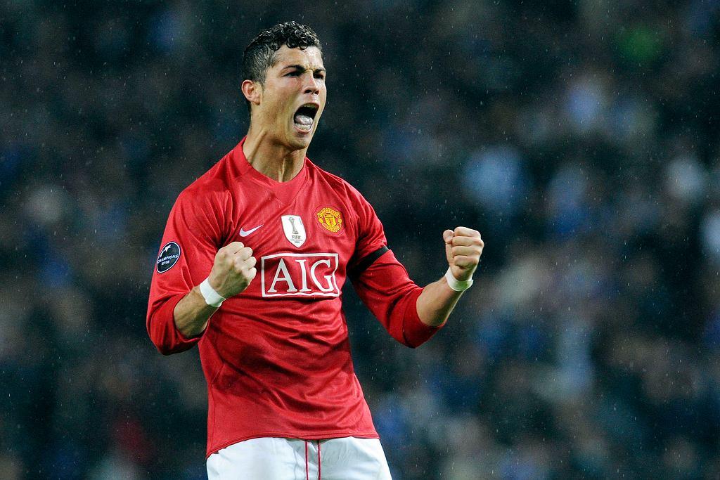 Cristiano Ronaldo wraca do korzeni. Zagra z '7' na plecach