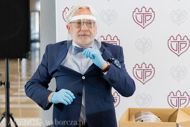 -Prezentacja respiratora UCM - 01 w Bydgoszczy