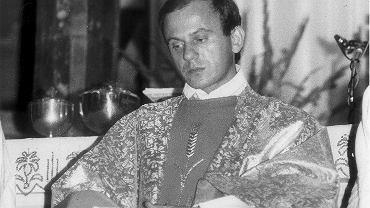 Ksiądz Jerzy Popiełuszko, 1984 r.