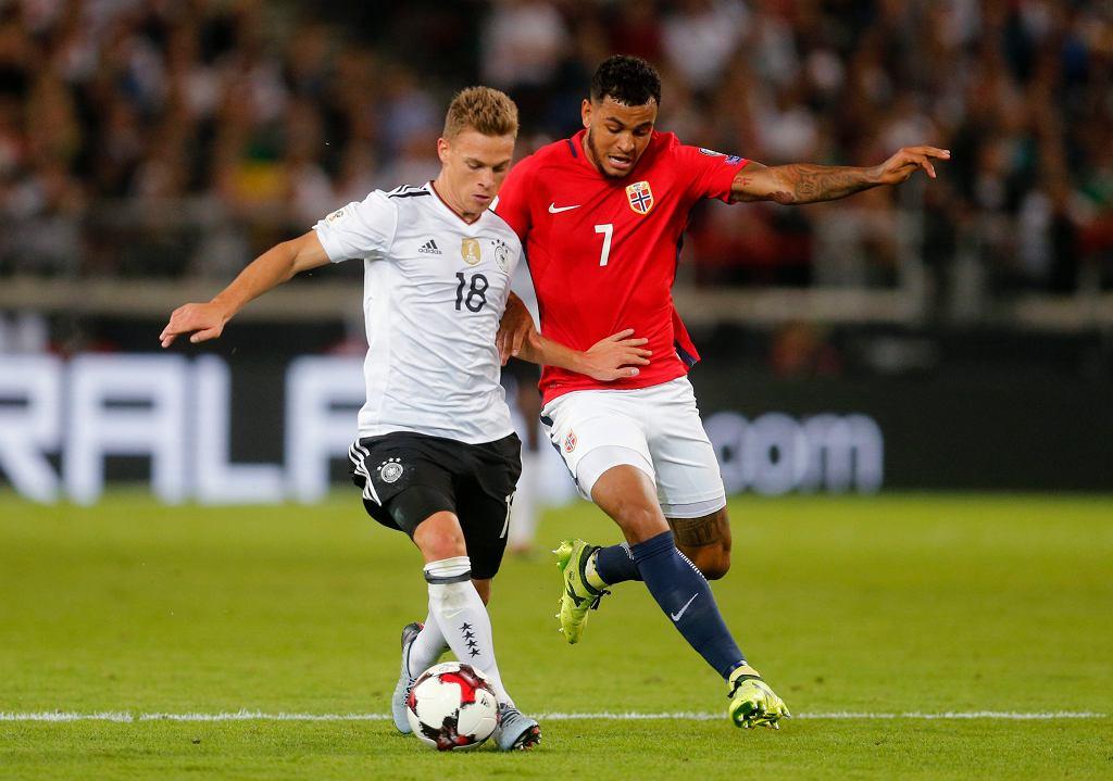 Mecz Niemcy - Norwegia, el. MŚ 2018
