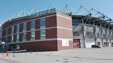 Stadion Widzewa przy al. Piłsudskiego 138
