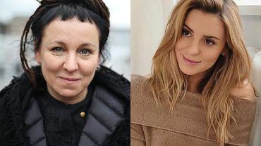 Kasia Tusk, Olga Tokarczuk