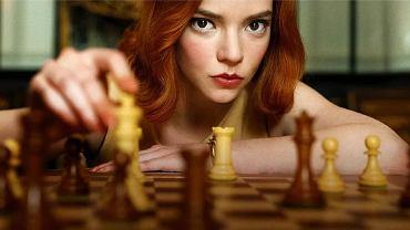 Serial Netflix 'Gambit Królowej'