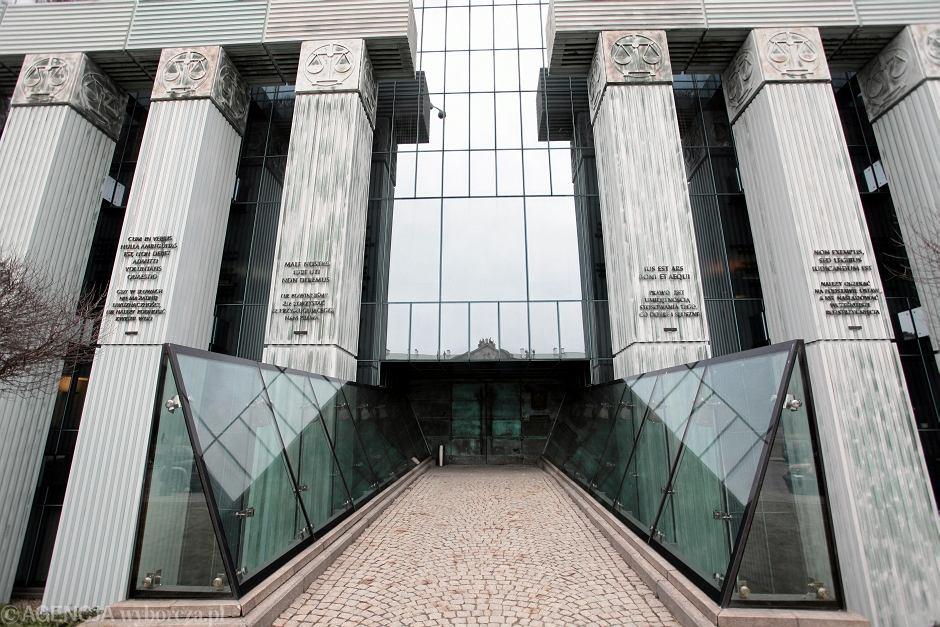 Budynek Sądu Najwyższego - zdjęcie ilustracyjne