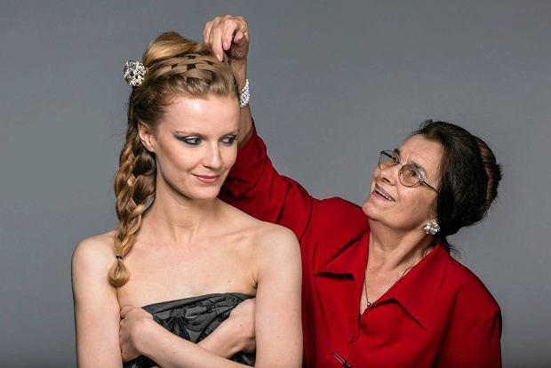 Danuta Płatek - mistrzyni fryzjerstwa