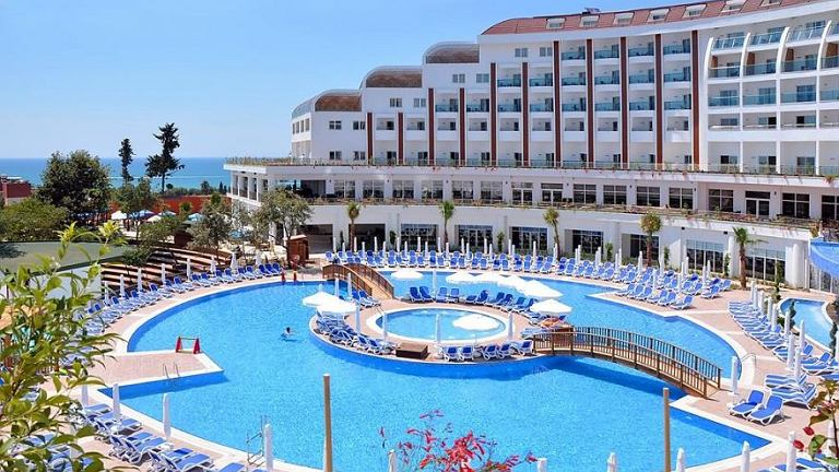 Hotel Prenses w tureckim Side