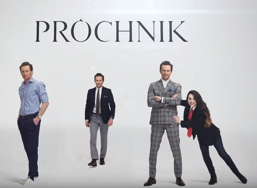 Kadr z filmu promocyjnego Próchnika