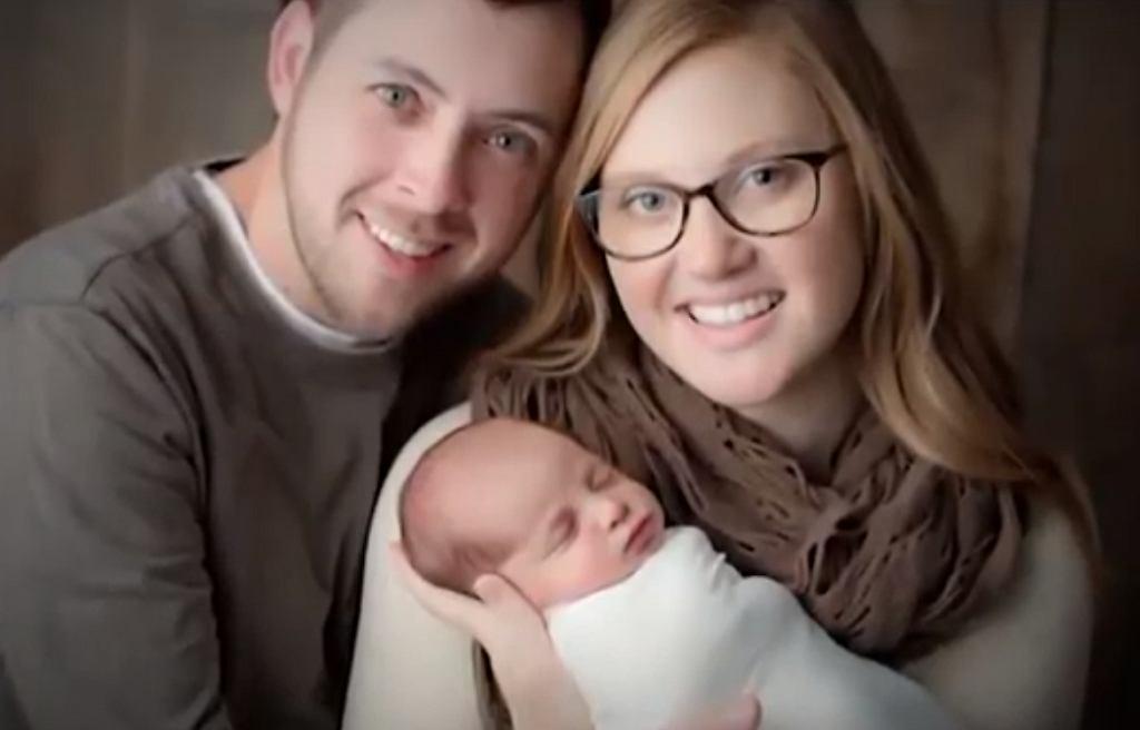 Tina i Benjamin Gibson mają dwie córki dzięki adoptowanym zarodkom.