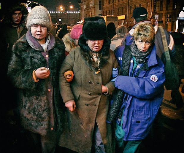 Gdy Jelizawieta Glinka zginęła w katastrofie rosyjskiego Tu-154,  wielu ludzi nazwało ją świętą