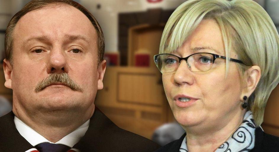 Piotr Pszczółkowski, Julia Przyłębska