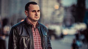 Ołeh Sencow: Ołeh Sencow: Ukraina czołga się i czołga, byle wreszcie dotrzeć na Zachód. Doczołga się, nie jutro ani pojutrze, ale się doczołga