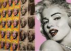 Dodatki do mieszkania z Marilyn Monroe