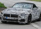 Prototypy | BMW Z5 już na ulicach