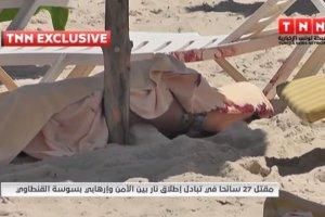 Zamach w Tunezji. Napastnik strzelał do turystów. Co najmniej 37 zabitych