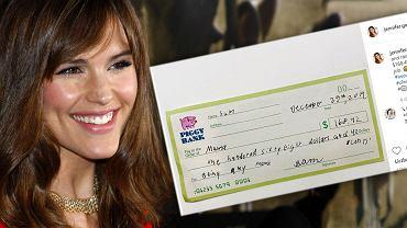 Jennifer Garner dostała od swojego synka wyjątkowy prezent.