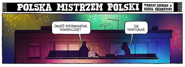 Zdjęcie numer 21 w galerii - Polska mistrzem Polski