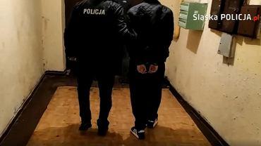 Policjanci zatrzymali czterech mieszkańców Dolnego Śląska w sprawie współpracy z grupą przestępczą zajmującą się handlem ludźmi.
