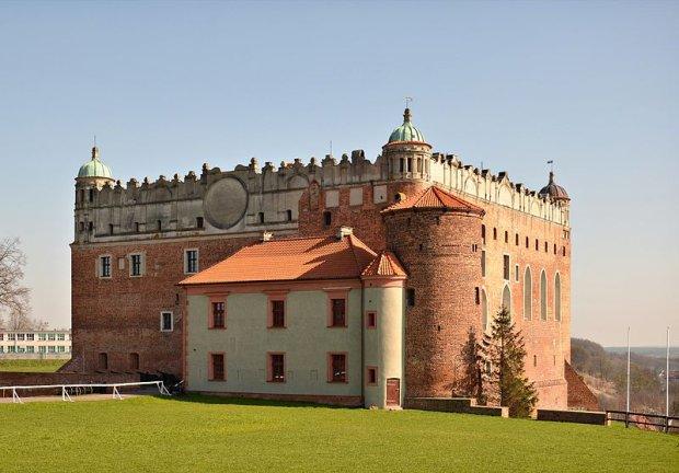 Zamek Golub-Dobrzyń/ Fot. CC BY-SA 3.0/ 1bumer/ Wikimedia Commons
