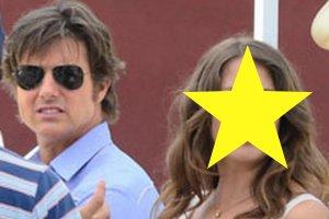 Tom Cruise i Lola Kirke na planie filmu Mena