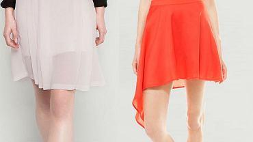 Wyprzedaż: 20 modnych spódnic poniżej 70 zł
