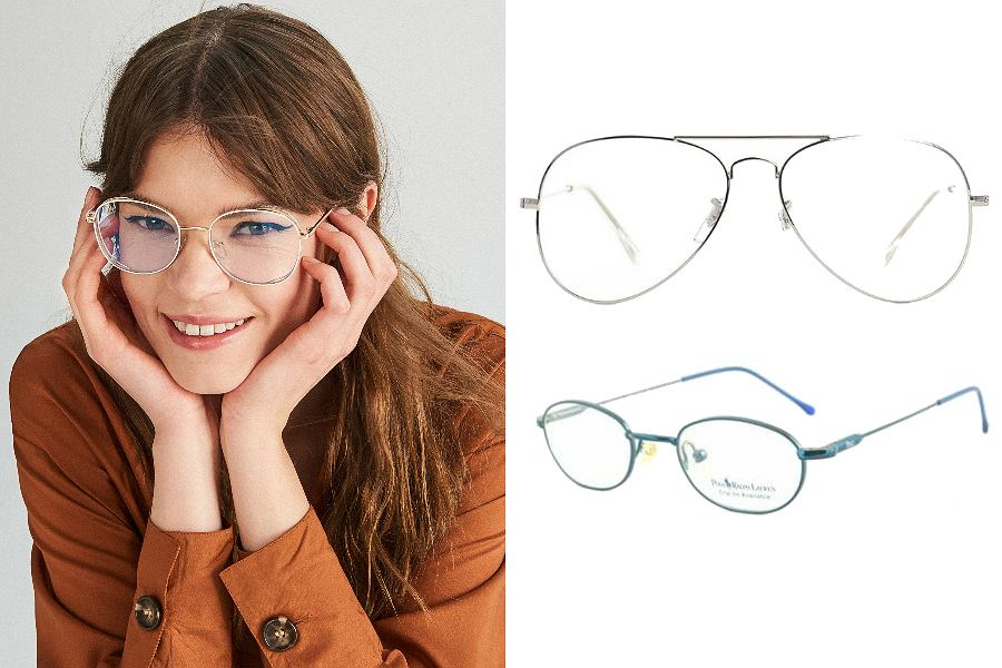 Modne okulary korekcyjne