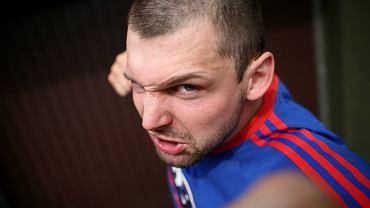 KSW 47. Szymon Kołecki: 'Wolę walczyć z cięższymi od siebie'