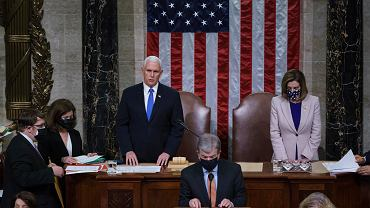 Mike Pence i Nancy Pelosi