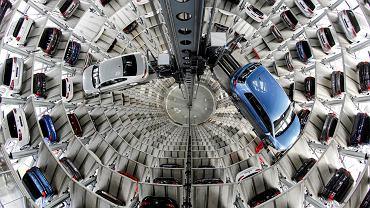 Siedziba Volkswagena w Wolfsburgu.