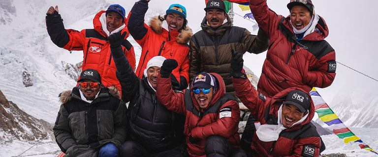 """K2 zdobyte zimą bez tlenu! Nirmal Purja potwierdza. """"Zaryzykowałem"""""""