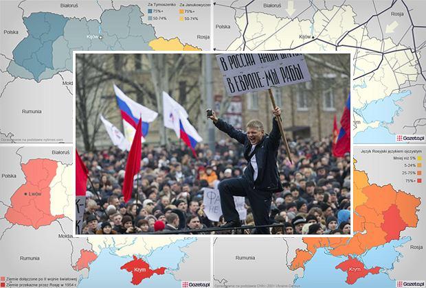 Mapy Ukraina
