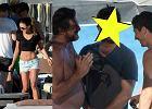 Anna i Robert Lewandowscy bawią się z kolejną gwiazdą. To hollywodzki aktor! Świetnie go znacie