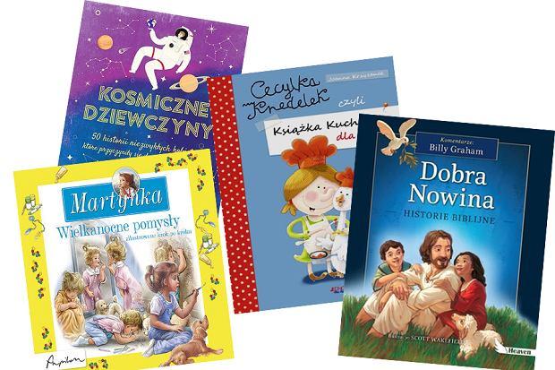 Książka dla dziecka na prezent