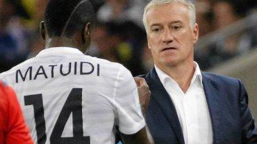 Trener Francji Didier Deschamps