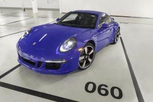 Porsche 911 GTS Club Coupe   Tylko dla członków