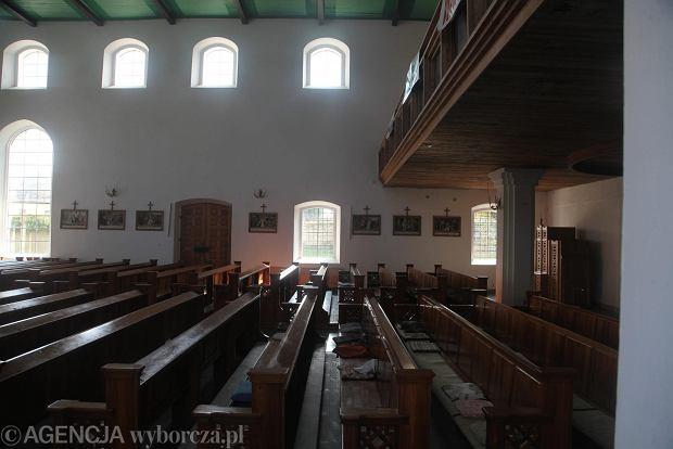 Zdjęcie numer 3 w galerii - Kościół w Proboszczowie pw. Trójcy Świętej