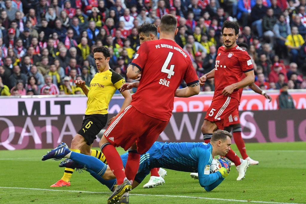 Kluczowy zawodnik Bayernu wypada ze składu na dłużej