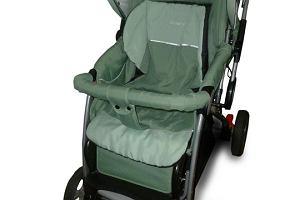 Wózek spacerowy. Jak wybrać pierwszy pojazd bez uprawnień dla dziecka?
