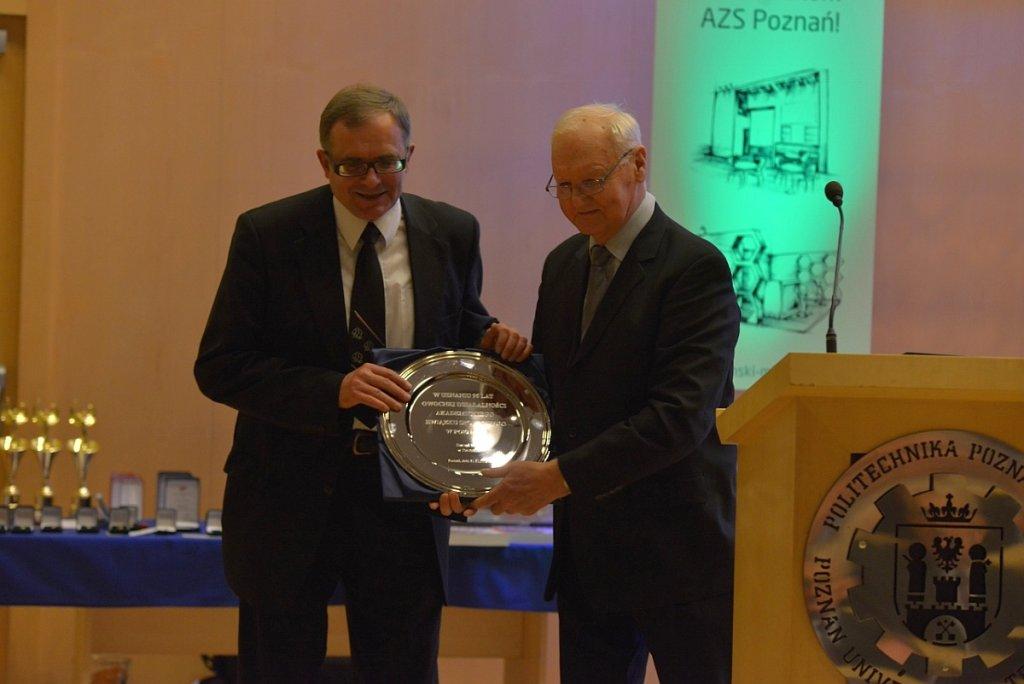 Gala z okazji 95-lecia AZS Poznań