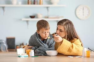 Domowe metody przy walce z kaszlem u dziecka