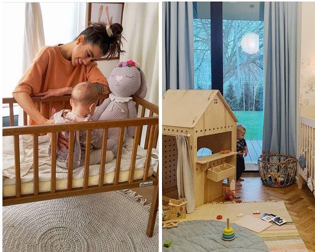 Maja Hyży pokazała pokój córki. Jak mieszkają dzieci innych polskich celebrytów? Te wnętrza robią wrażenie