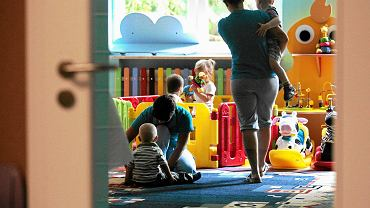 W Polsce na opiekę w żłobkach może liczyć niewiele ponad 7 proc. najmłodszych dzieci. To sytuuje nas na końcu listy państw UE. Na zdjęciu: żłobek w Lublinie