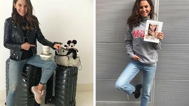 Odpowiednio dobrane jeansy mogą wydłużyć nogi i unieść pośladki. Oto 3 modele spodni jeansowych w stylu Lewandowskiej.