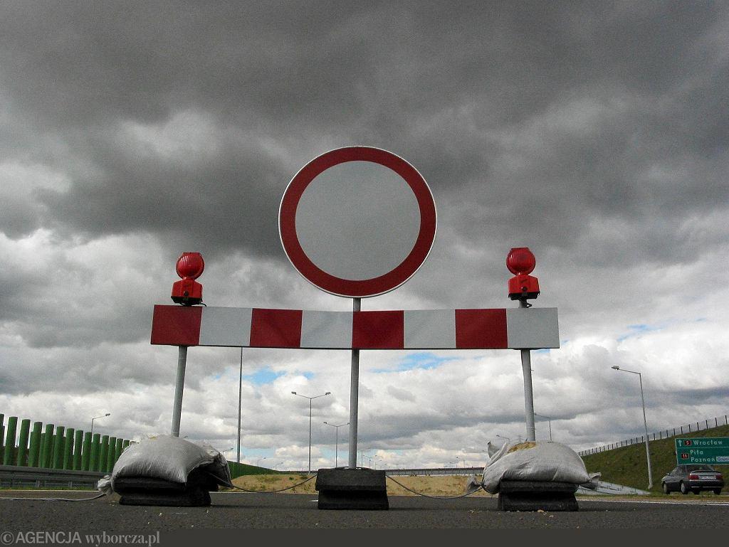 DK 1 zostanie zamknięta (zdjęcie ilustracyjne)